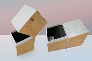 scatola olandese porta campioni